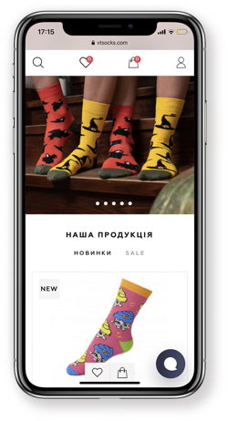 V&T Socks section_image_2