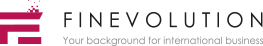 Finevolution - logo