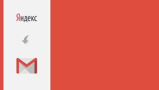 Як налаштувати переадресацію листів з Яндекс Пошти на пошту Gmail?