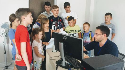 Дитячий день у Web-Systems Solutions