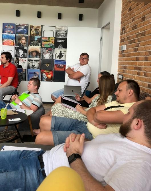 Стратегічна сесія керівного складу компанії